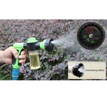 Водяной пистолет высокого давления, металлический водяной пистолет 3/4, стандарт 46 см, мощная автомобильная мойка высокого давления, спрей д...(Китай)