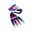 New Style Custom Printed Neck Id Card Whistle Key Hot Selling Strap Band Lanyard