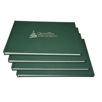 King Fu case bound book and Customized hardcover photo book printing supplier in China