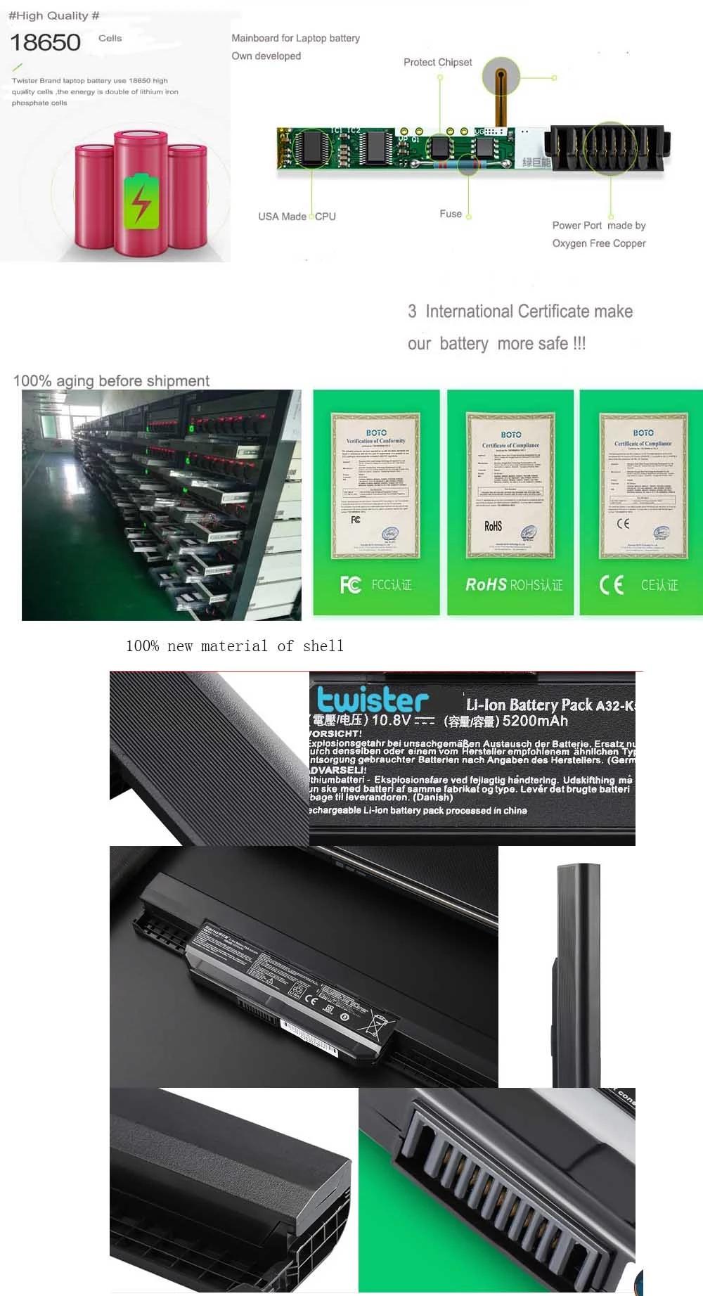 97WH New Battery FV993 FJJ4W For De-ll For  Preci-sion M4600 M4800 M6600 M6700 M6800
