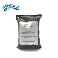 OEM Home And Car Deodorant bamboo charcoal bag air purifying bags