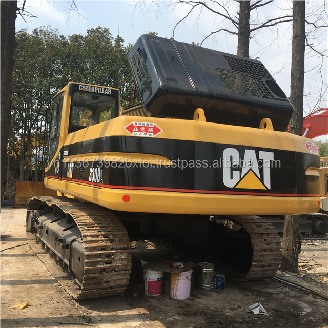 good condition  Second Hand  Caterpillar 330BL/330C/330D  Excavator Used Caterpillar 330BL Crawler Excavator in low price
