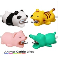 SUNLINE 2019 fashion design Charger animal Cartoon USB Cable Saver of most of smart phone for gift