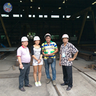 New design light steel structure construction workshop ready made steel structure warehouse building