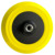 Foam Backing Plate Yellow PU Sanding Pad