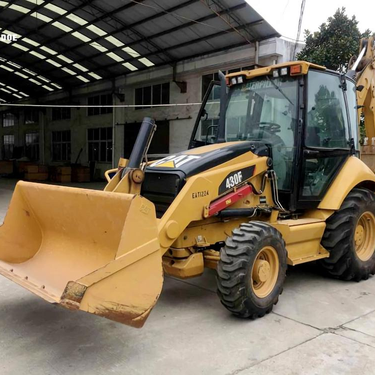 Used CAT 430F Backhoe Loader/ used caterpillar 420 backhoe loader for sale 4x4