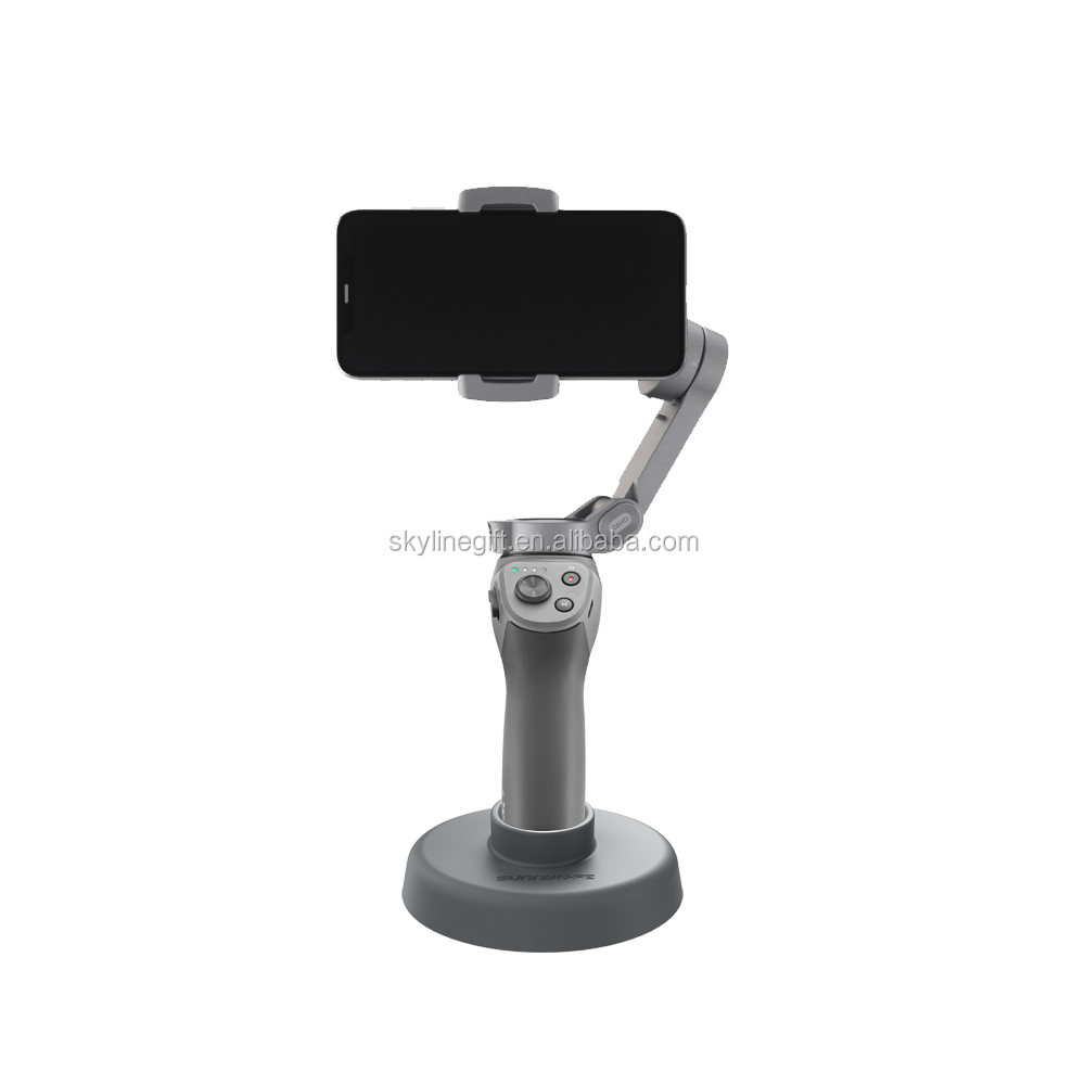Stabilizer Tripod Tabletop Base Storage Bag Case for DJI Osmo Mobile 3 Base Stable Handheld Gimbal Base Stand Mount Accessories