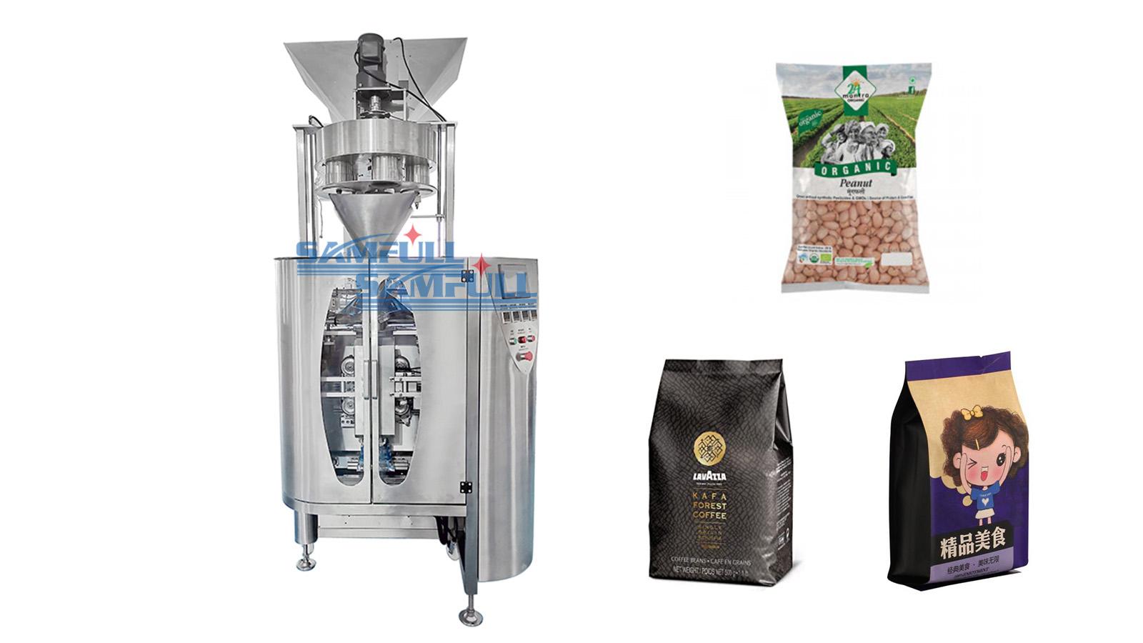 Tam otomatik 1kg 2kg buğday manyok un torba toz paketleme makinesi fiyat un değirmeni makineleri