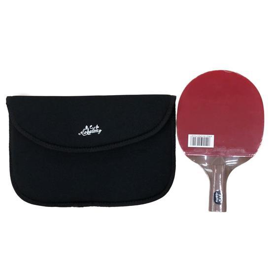 Tennis De Table Raquette Ping Pong Paddle Batte Balle Balles de tennis de table et chauve-souris nouveau