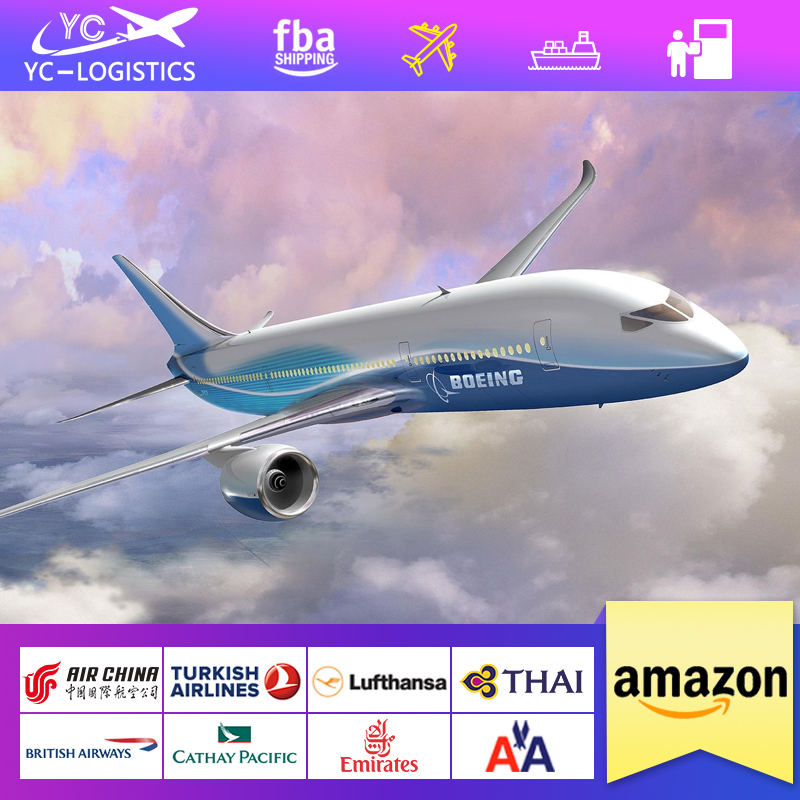 Best air shipping forwarder in China top 10 to US/Europe