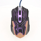 optical dpi adjustable mouse gaming wired custom gaming accesories usb cheap rgb gamer glorious 6-key oem