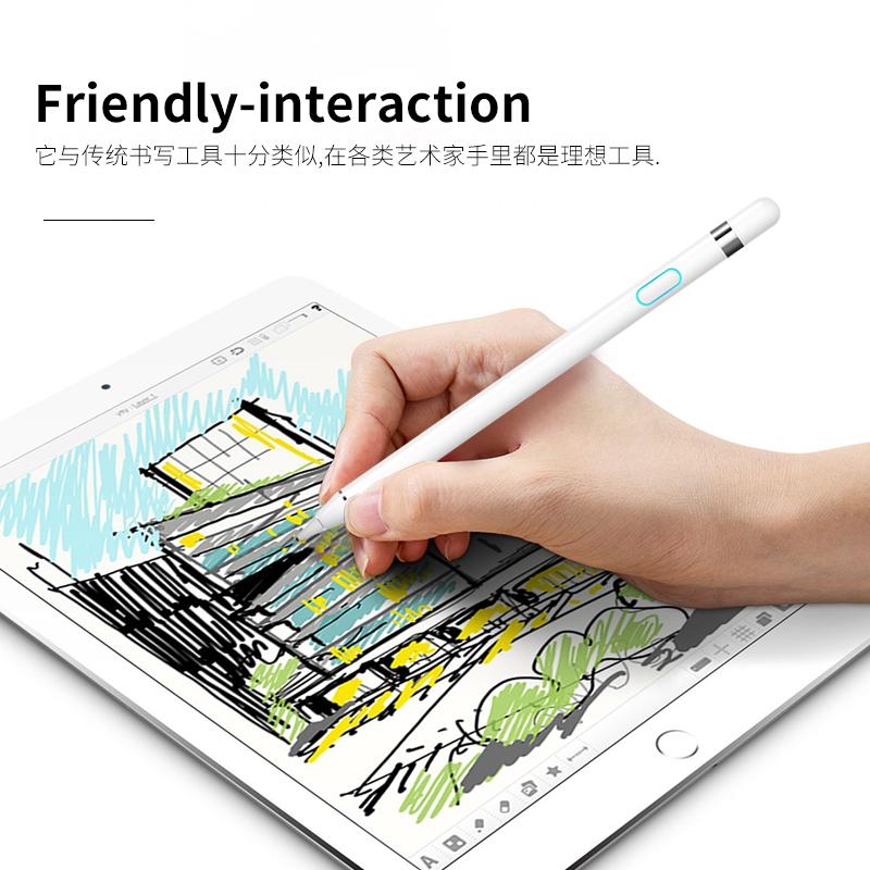 WiWU 苹果安卓通用型电容笔P339 (https://www.wiwu.net.cn/) 手写笔 第3张