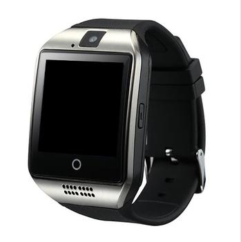 Q18 Cheap Android Used Smart Mobile Watch Phone with SIM