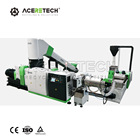 Foam plastic BOPP printed plastic film recycling machine making pellet machine