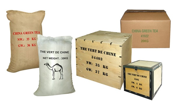 Chinese green tea African box packing 25g 4011 with high quality 4011 china tea chunmee - 4uTea | 4uTea.com