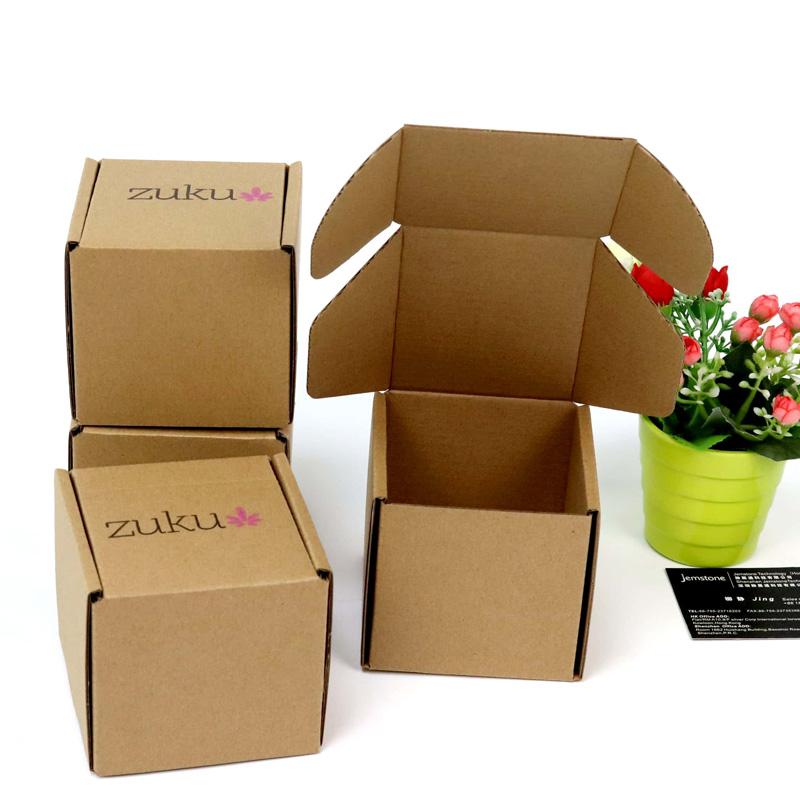 저렴한 가격 5 플라이 StongerMailinmg 다채로운 골 판지 배송 상자 협력 업체 중국