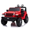 2019 New Jeep Wrangler Rubicon Licensed Ride On Car Kids Electric Car Toys