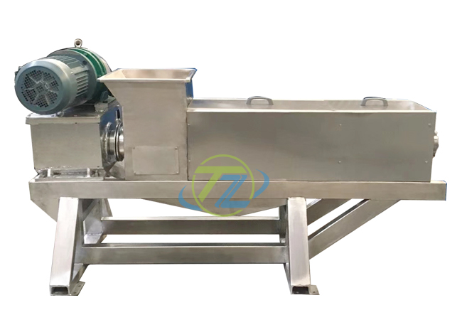 carrot dewatering machine /carrot press machine /industrial carrot juice machine