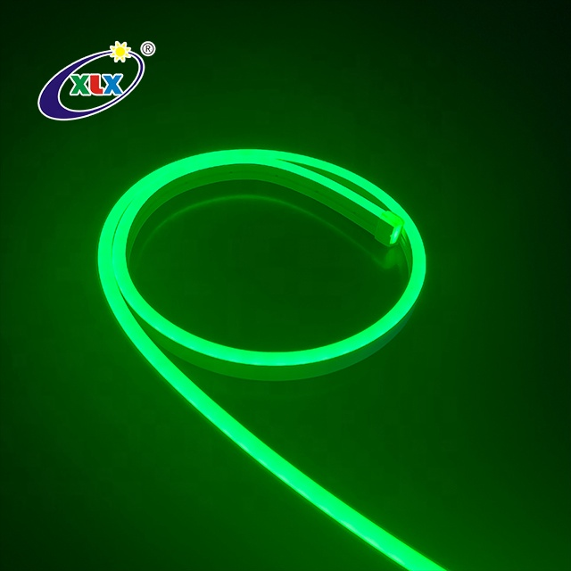 waterproof IP65 6*12mm 8*16mm flexible tube lighting 12v led neon flex rope light