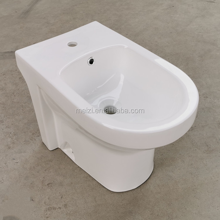 New design ceramic wc bathroom bidet