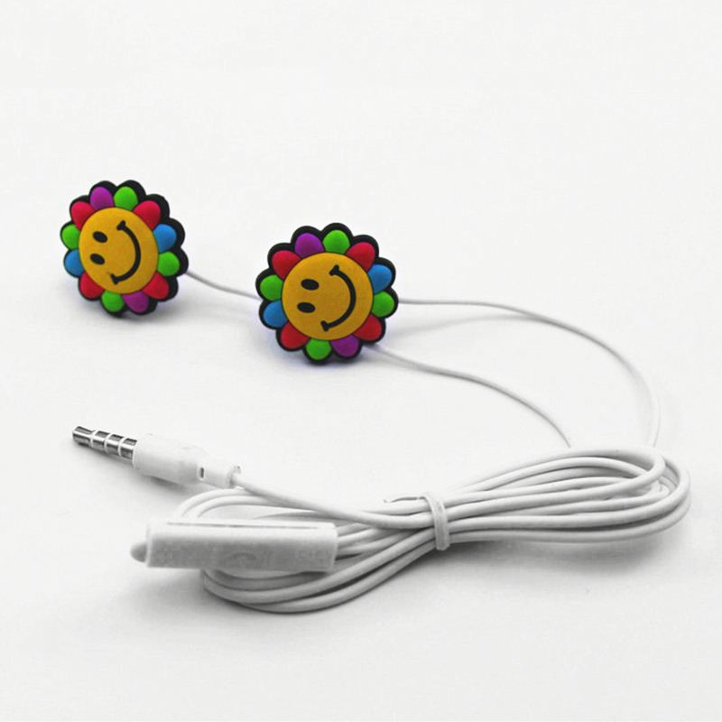 Promotion Cheap In-ear Wired Earphone With Mic Earphone OEM - idealBuds Earphone | idealBuds.net
