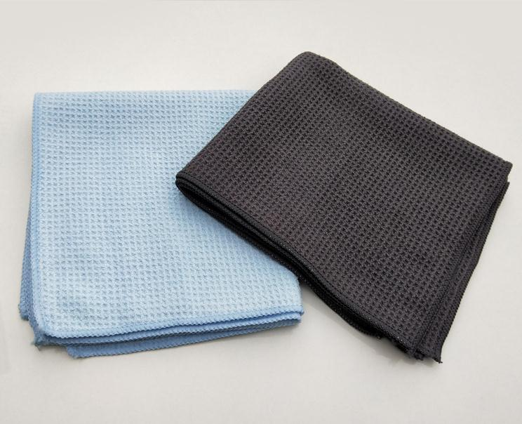 40*40CM 380GSM House Cleaning Cloth Microfiber Ultrasonic Cleaning Cloth For Car/Dish/Kitchen/Home