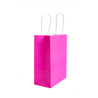 Wholesale Custom Paper Gift Wrapping Bag Packaging Kraft Paper