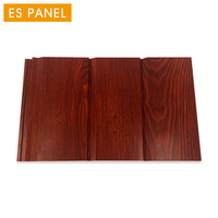 water-proof 3d wall covering decorative outdoor metal wall siding panel