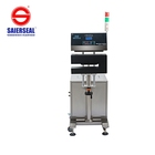 Water-cooled induction aluminum foil sealing machine with removable device
