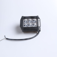 Double Row 9-32V 18W Otomotif <span class=keywords><strong>Cree</strong></span> LED Mobil Lampu Kerja