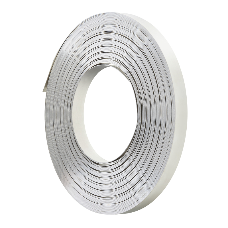 Manufacturer of SS 201/202/304/316L stainless steel banding straps for cable ties and hose ties