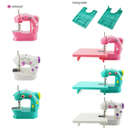 Domestic Used Sewing Machine 202 Handheld Portable Mini Sewing Machine For Cloths