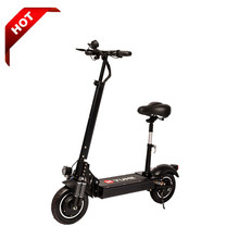52V1000W 2 Wheel Stand Up Portabel Lipat Electric Scooter