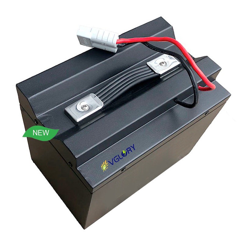Factory lower price High working voltage electric scooter lithium ion battery 48v 48ah