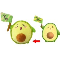 Kpop Doll Custom Fruit Plush Toys Luxury Gift For Kids Plush Avocado Animal