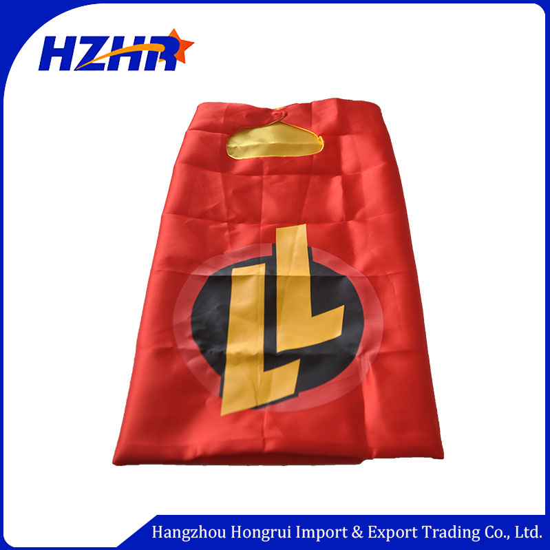 Children's superhero capes for toddlers kids halloween hero costume custom purple cape costume