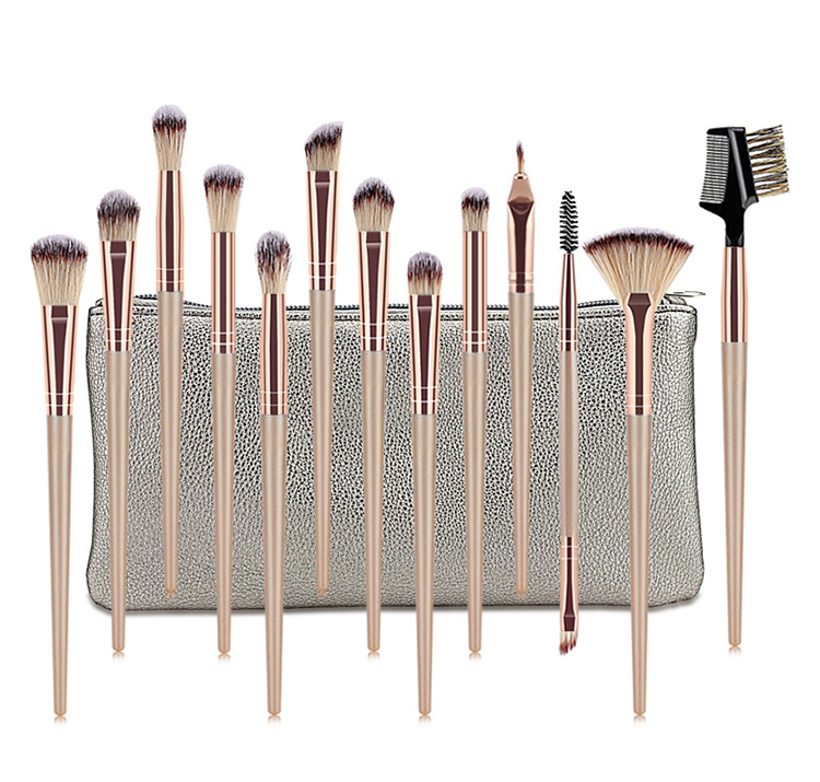 Blending High Quality Profesional Tools Face Cosmetics Fashional Style Free <strong>Sample</strong> Blush <strong>Makeup</strong> Brush Set