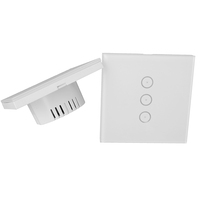 Support OEM ODM service european touch screen wireless wifi wall socket and switch