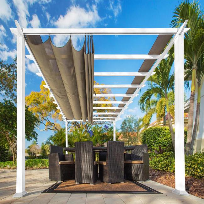Turbo Großhandel pergola balkon Kaufen Sie die besten pergola balkon RD37