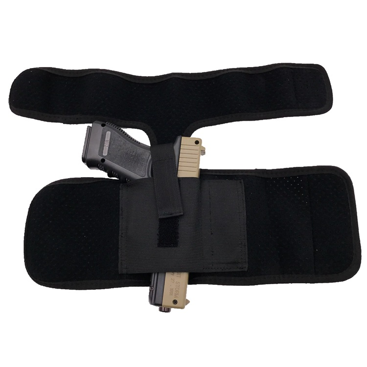 Hot black oxford stealth tactical <strong>leg</strong> <strong>holster</strong> For Hunting