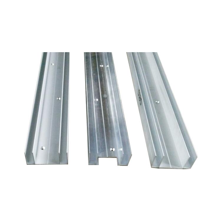 Фабрика специализированная подгоняйте алюминиевый прессованный профиль изготовленный алюминиевый профиль