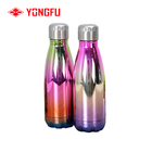 New Design Colorful cola Food grade Bar Coffee water Double wall insulated Stainless Steel Vacuum flask