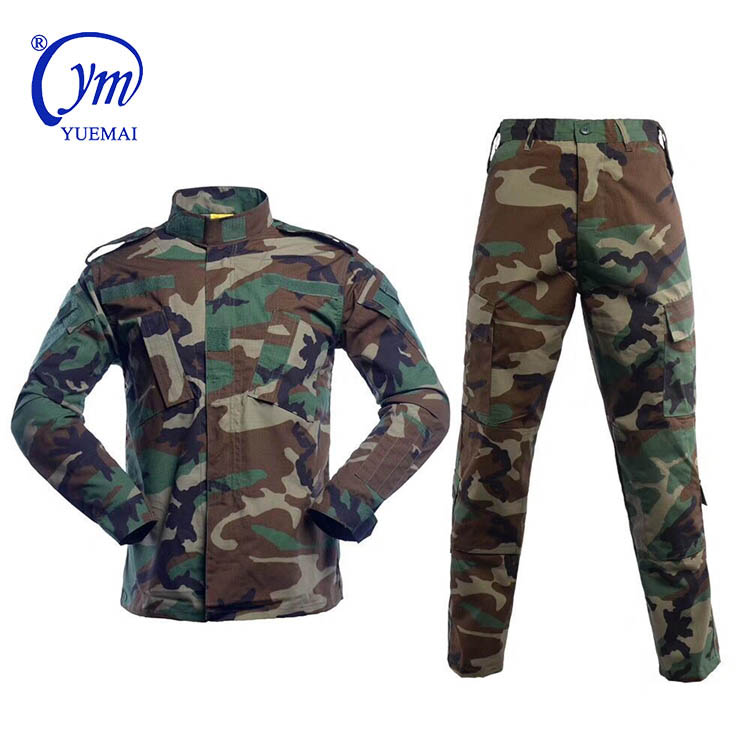 Wholesale military tactical men long sleeve shirt military security army shirt uniform for police shirt