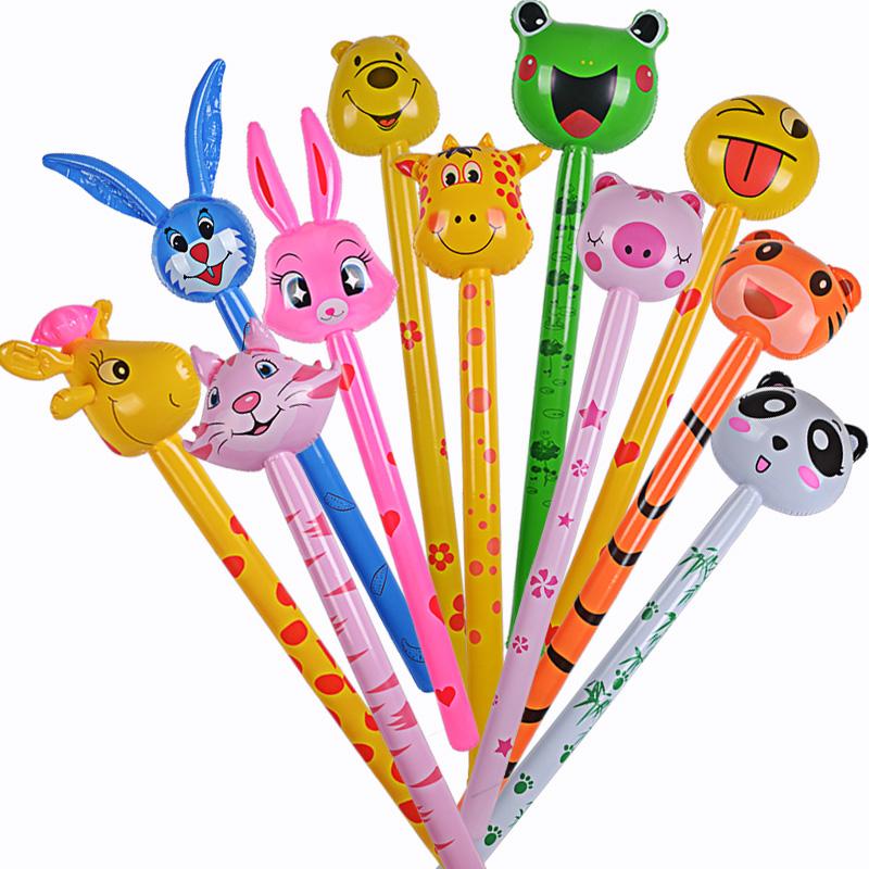 Лучшие продажи продуктов; надувные игрушки животных; надувные длинные палки; ПВХ надувные игрушки животных; производство оптом