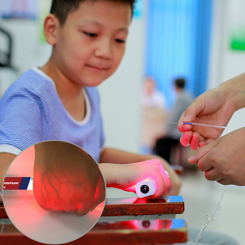 Top view vein finder for Children and Adults Portable Infrared Vein Finder Medical