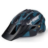 BATFOX Hot selling One piece adult outdoor skateboard mtb bike riding safety helmet with factory price