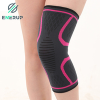 Enerup GenouilleRe Rodillera Basketball Compression Custom Elbow & Knee Pain Relief Sleeve Support Sleeves Pads Support Brace