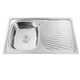 Cheap Small Radius drawing Stainless Steel 304 Kitchen Sink