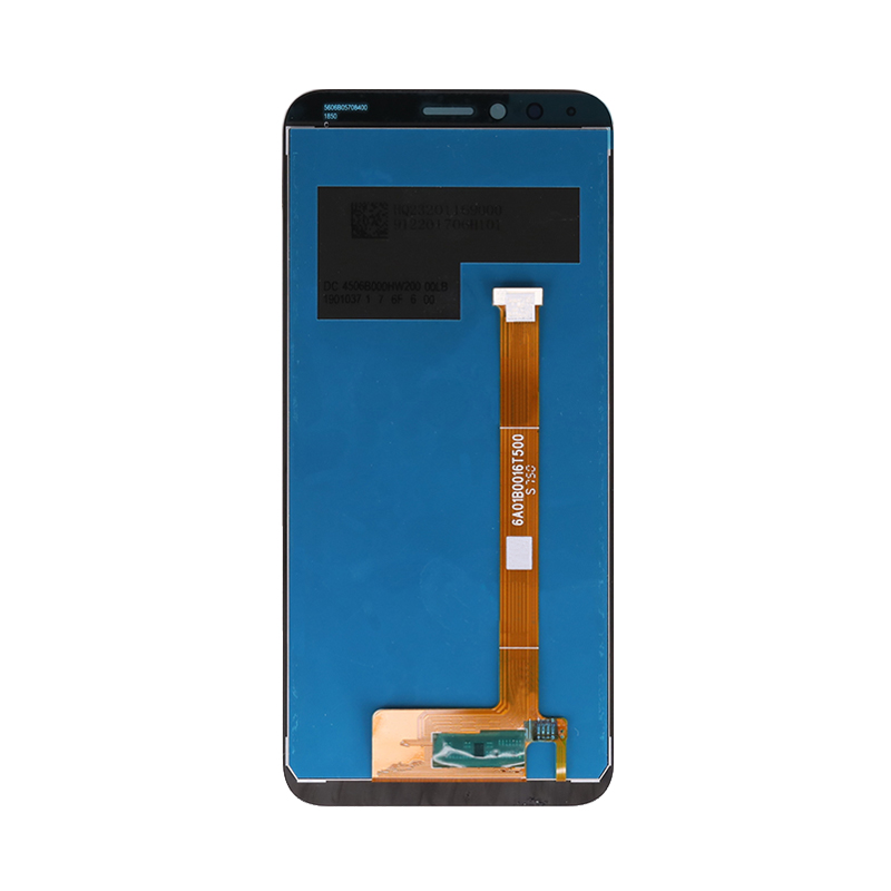 Color : Black Black Cell Phones Accessories LCD Screen and Digitizer Full Assembly with Frame for Lenovo K5 Play L38011