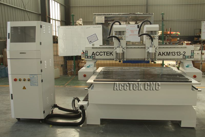 Heavy Duty 3d Cnc Wood Milling Machine 3 Axis Wood 1313  Cnc Router